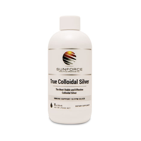 True Colloidal Silver - 8oz